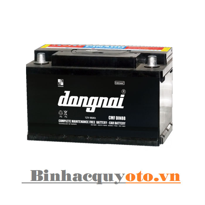 Ắc quy Đồng Nai CMF DIN88 (12V - 88Ah)