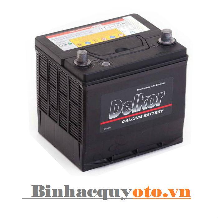 Ắc quy Delkor 50D20L (12V - 50Ah)