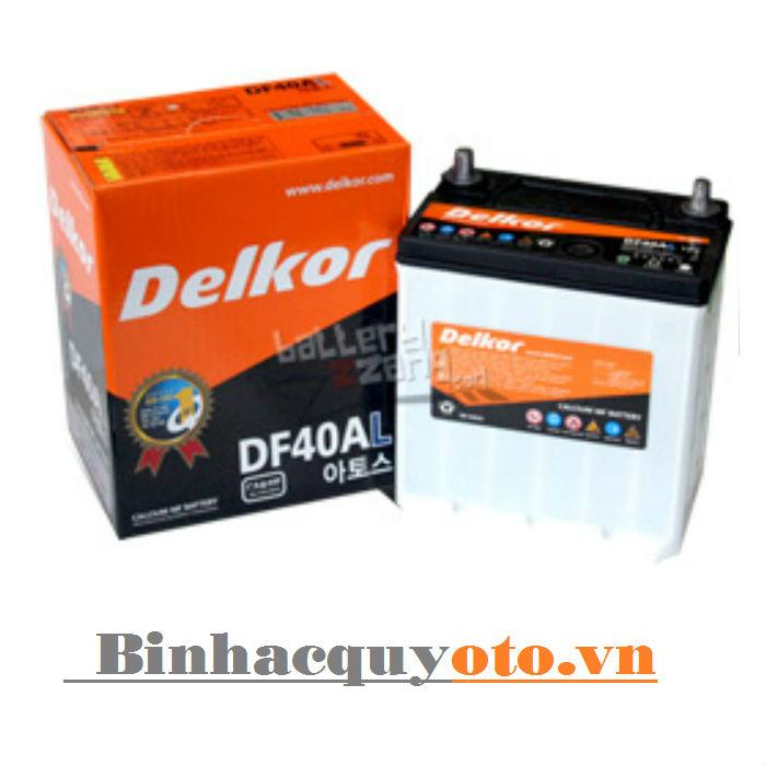 Ắc quy Delkor DF40AL (12V - 40Ah)