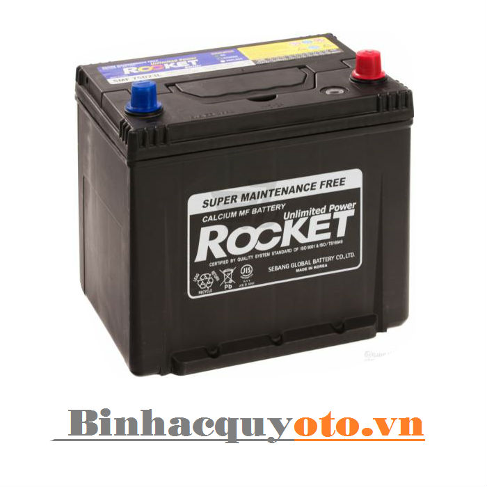 Ắc quy Rocket 31 - 1000S (12V - 100Ah)