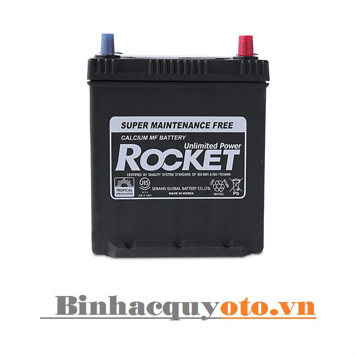 Ắc quy Rocket 44B19L (12V - 42Ah)
