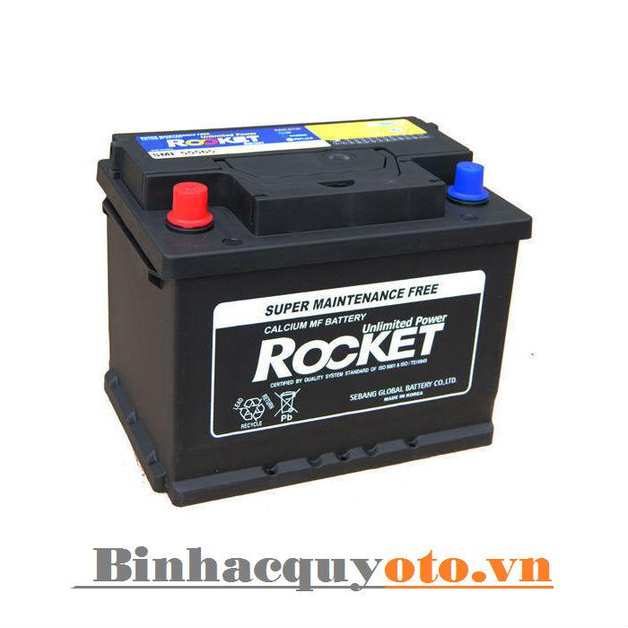 Ắc quy Rocket 55565/59 (12V - 55Ah)