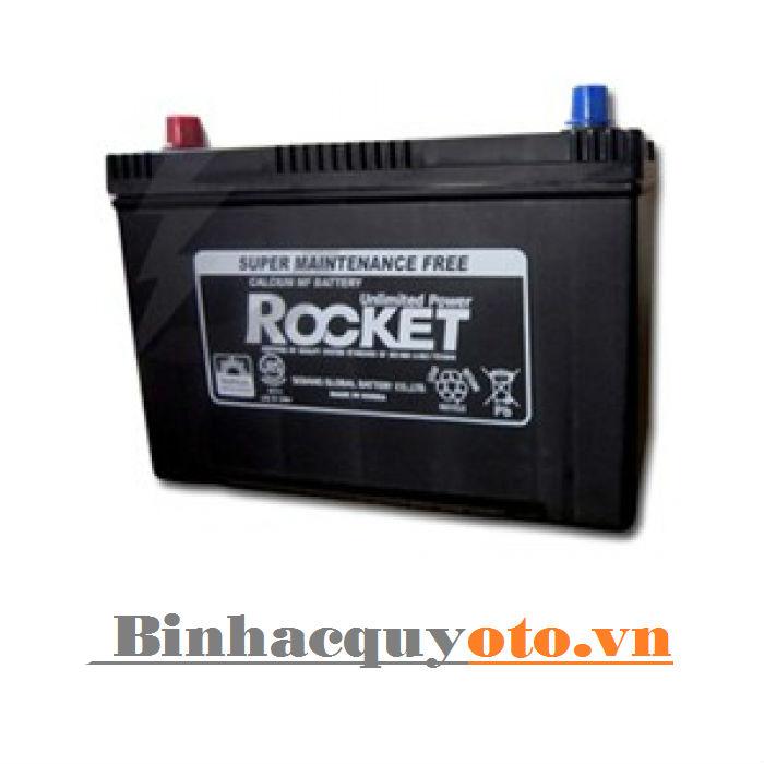 Ắc quy Rocket 55D23R/L (12V - 60Ah)