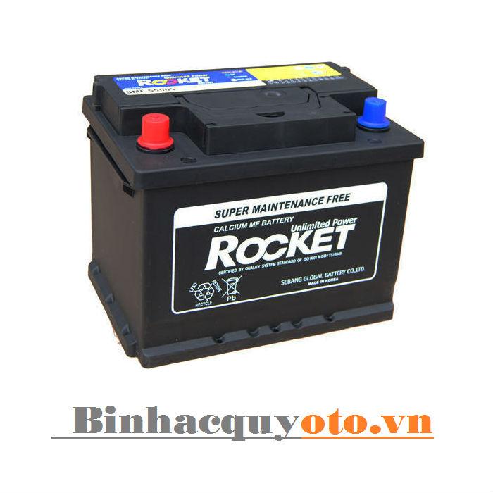 Ắc quy Rocket 56217 (12V - 62Ah)