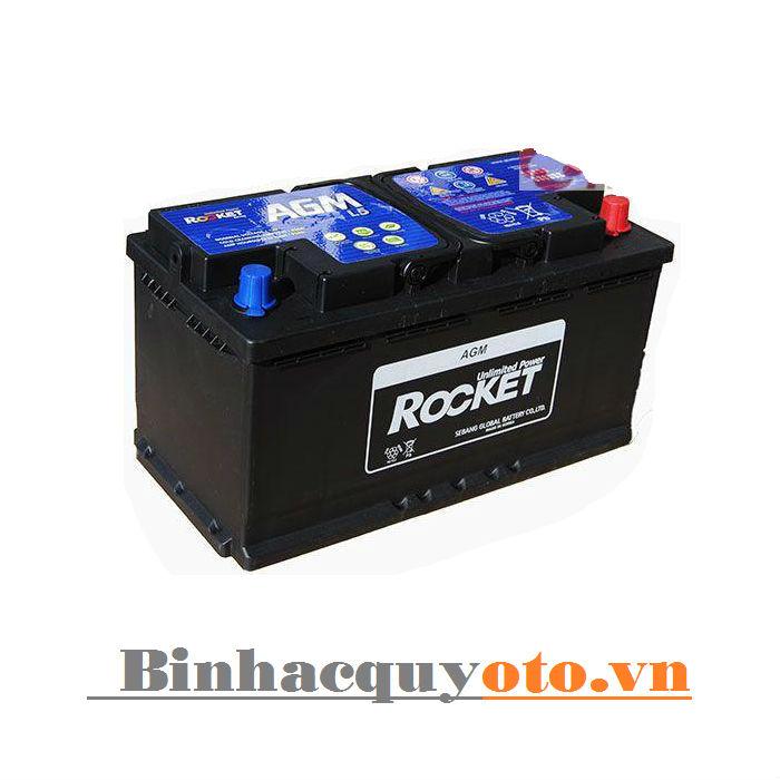 Ắc quy Rocket AGM L5 (12V - 95Ah)