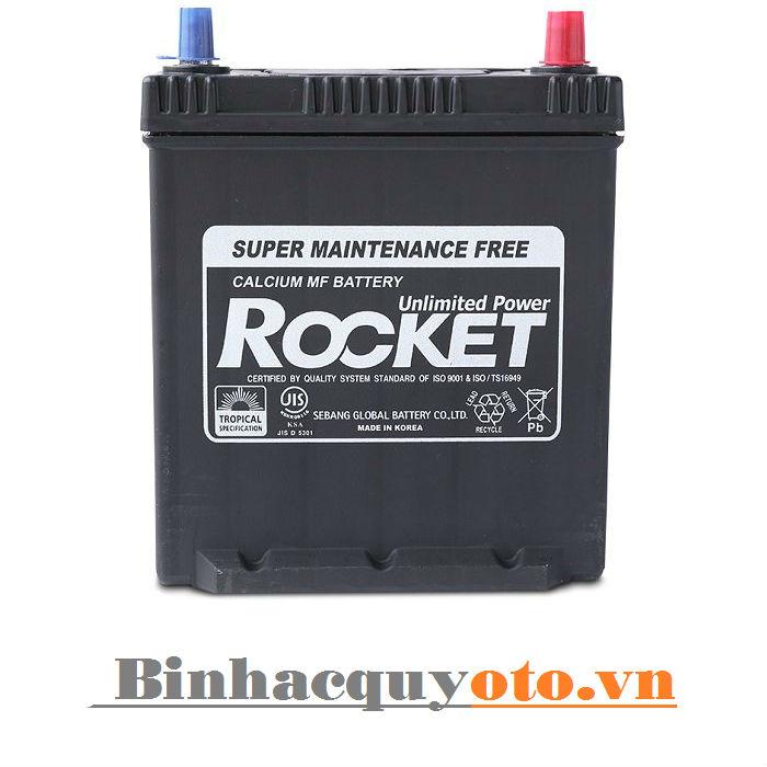 Ắc quy Rocket NS40Z/L/LS (12V - 35Ah)