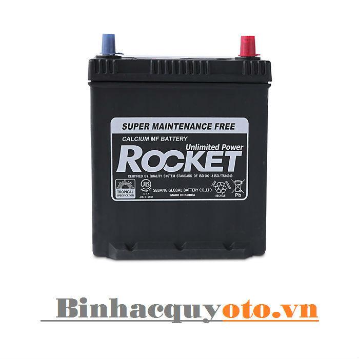 Ắc quy Rocket NX100-S6(L) (12V - 45Ah)