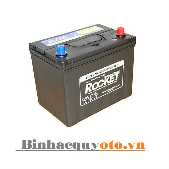 Ắc quy Rocket NX110-5 Z/L (12V - 75Ah)