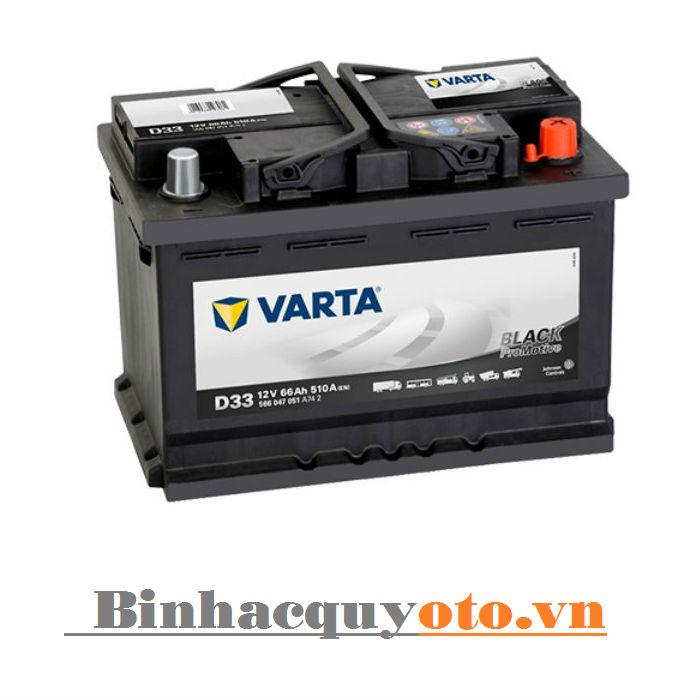 Ắc quy Varta Din 56030 (12V - 60Ah)