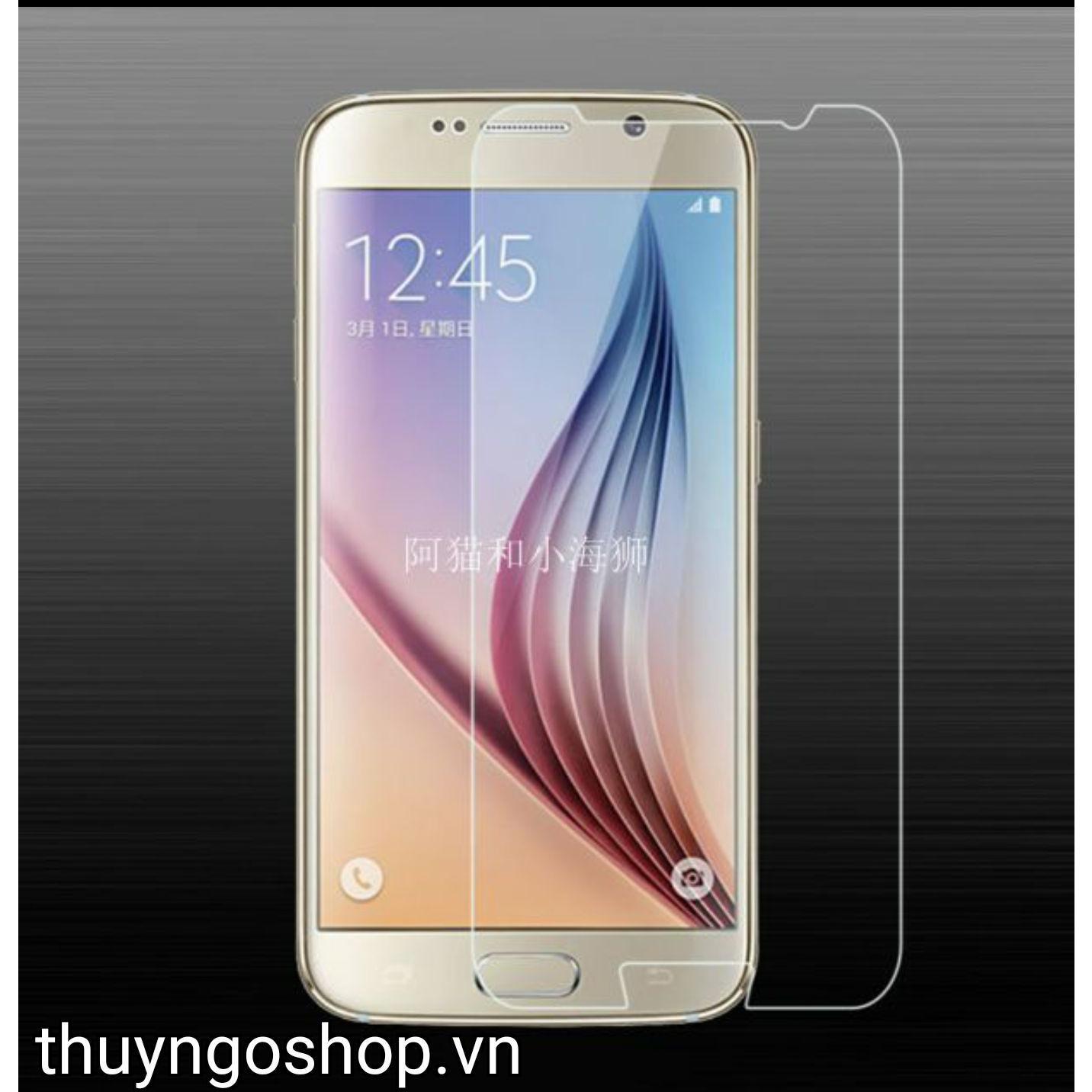 Kính cường lực Samsung S6 chính hãng CM