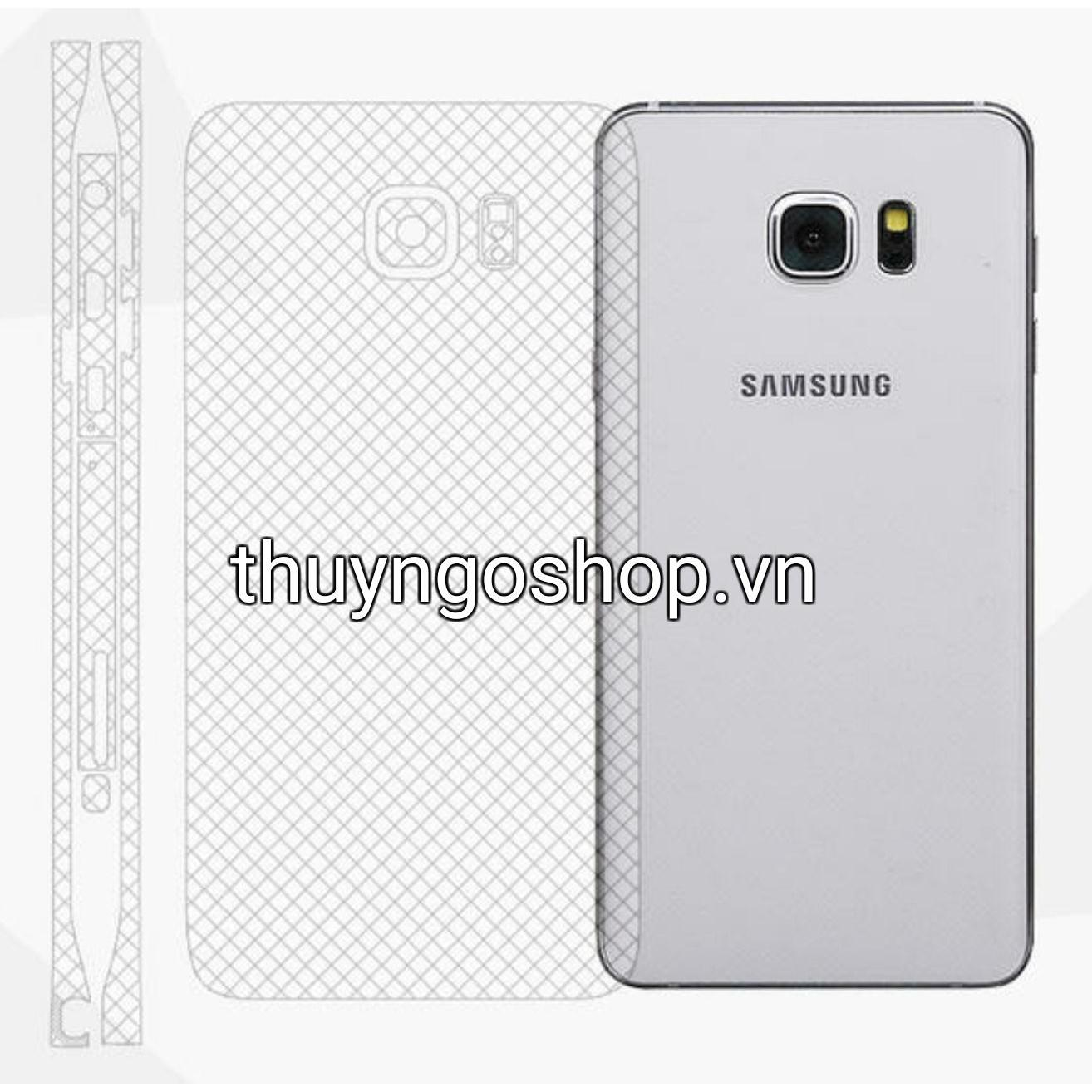 Bộ dán full body Samsung Galaxy S6 Egde