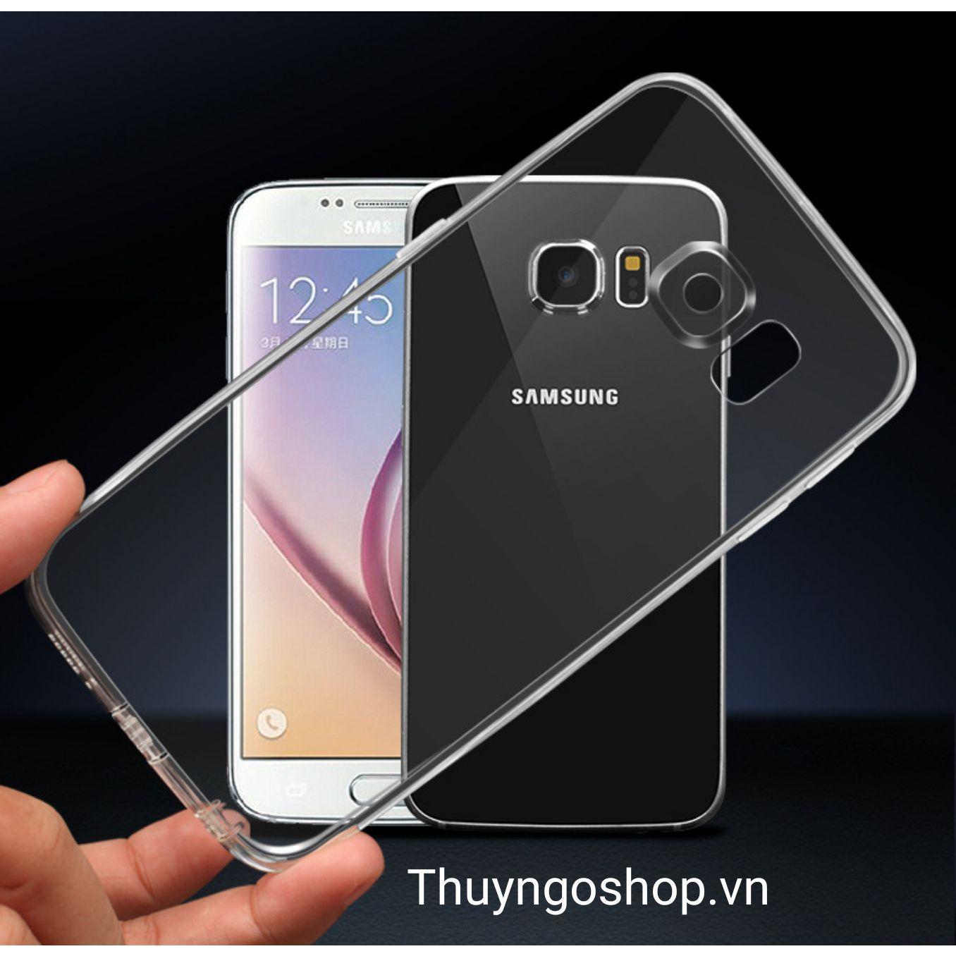 Ốp Silicon full camera Samsung Galaxy S7