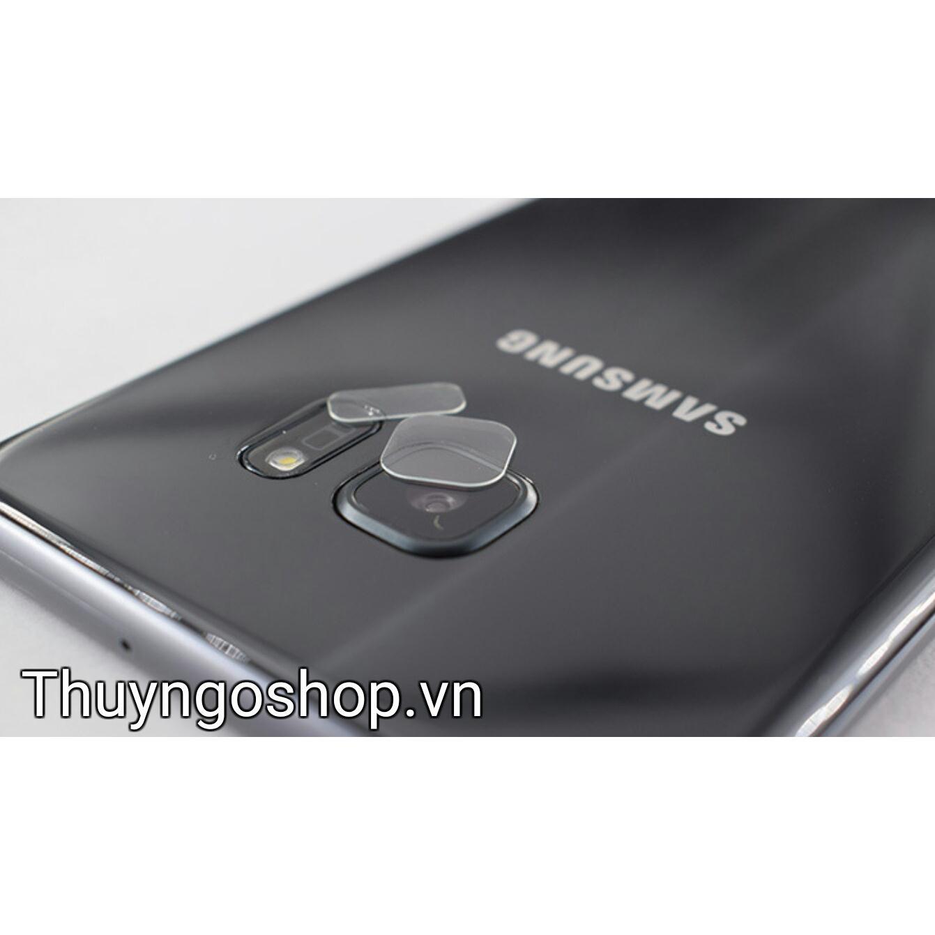 Dán bảo vệ chống trầy camera + flash Samsung S6 Edge+