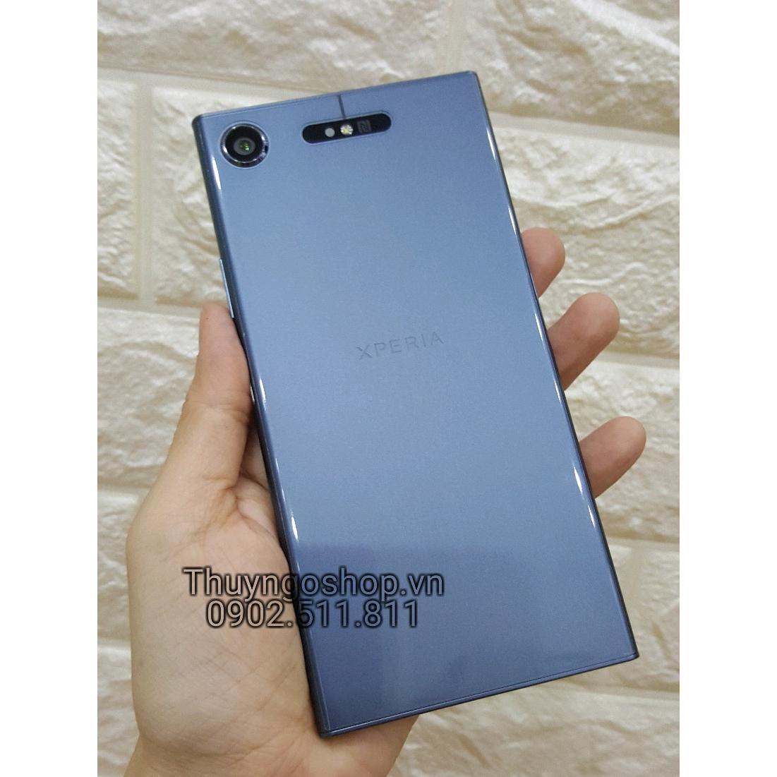 Dán dẻo trong suốt Sony XZ1  (mặt sau)