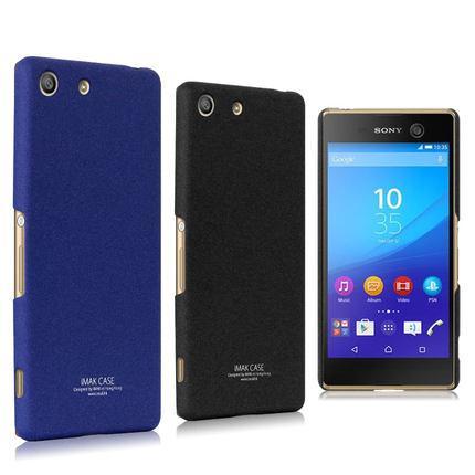 Case INAK Vân cát sần Sony M5