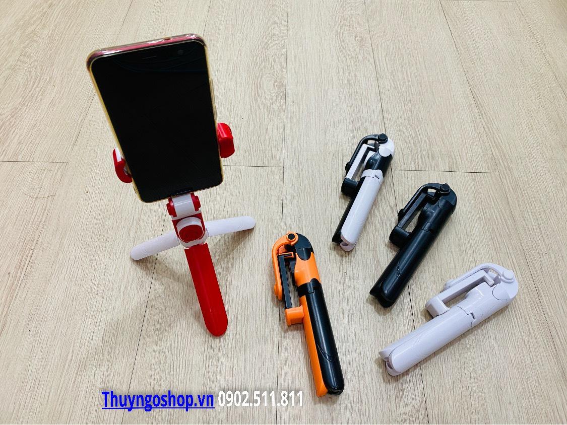 Tripod kiêm gậy selfie dành cho điện thoại