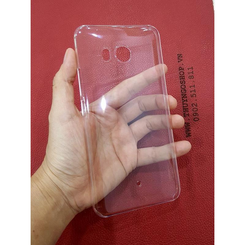 Ốp siêu trong suốt HTC U11 (ốp cứng)
