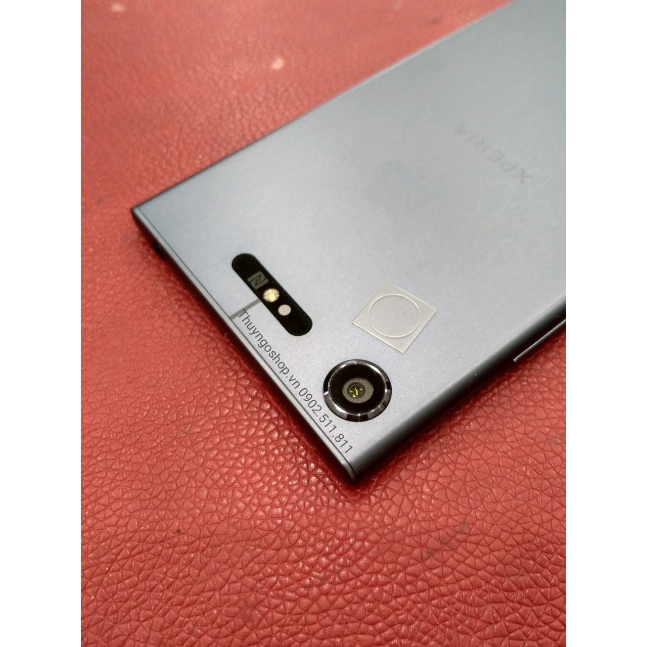 Dán bào vệ chống trầy camera Sony XZ1