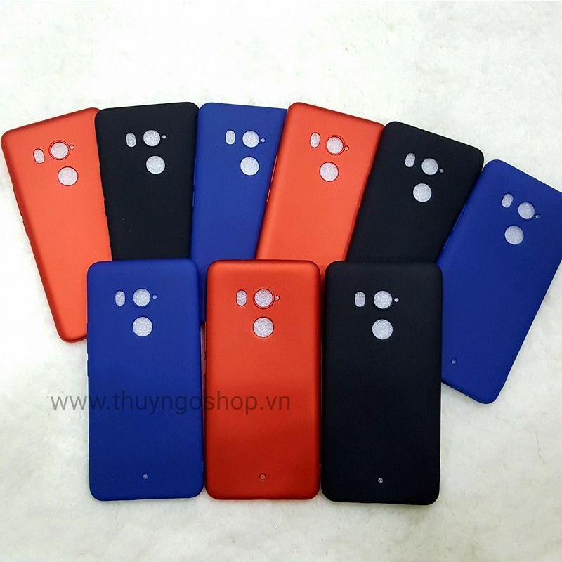 Ốp silicon màu HTC U11 Plus