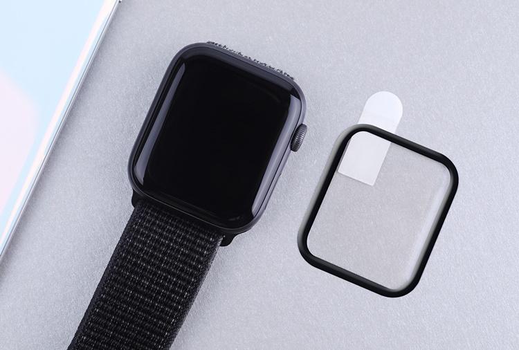 Dán cường lực Apple Watch Nillkin 3D AW+ full keo 100%