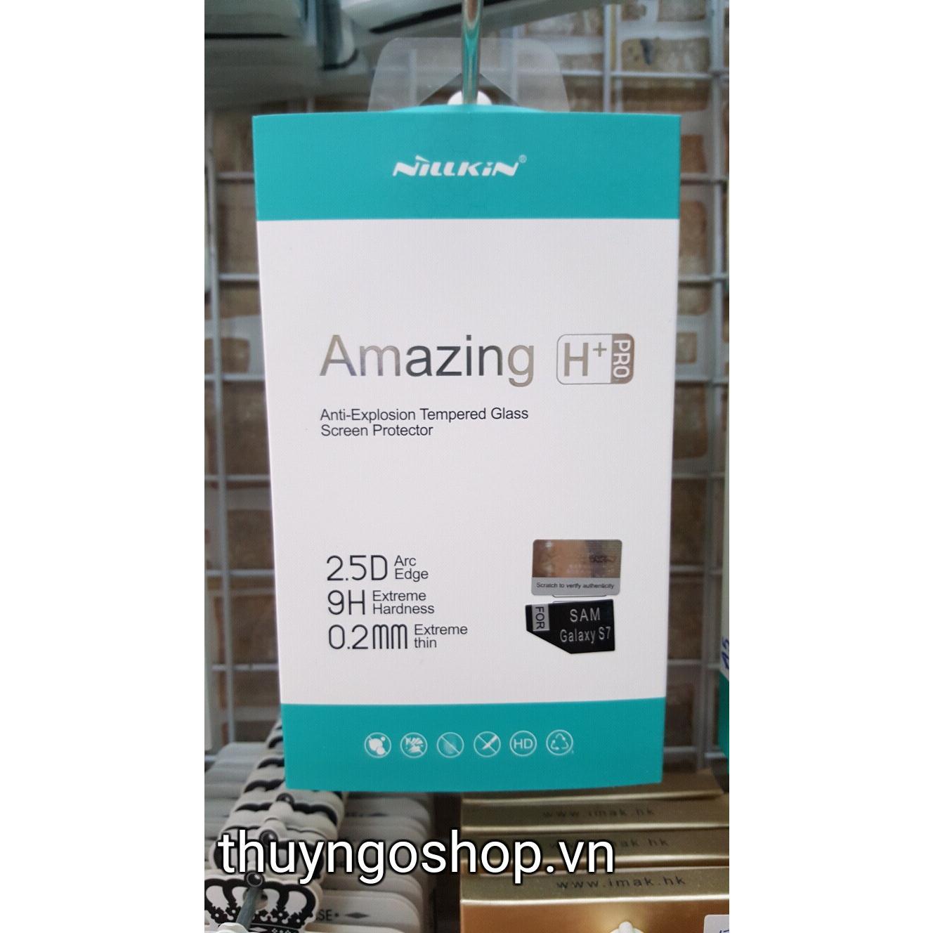 Kính cường lực Nillkin H+ PRO Galaxy S7
