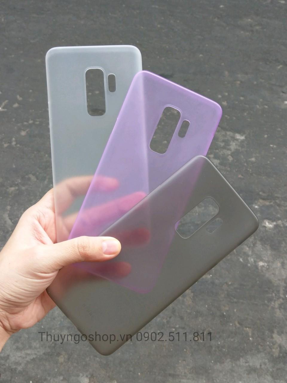 Samsung S9 / S9 Plus Ốp Lưng Benks Siêu Mỏng 0.3mm