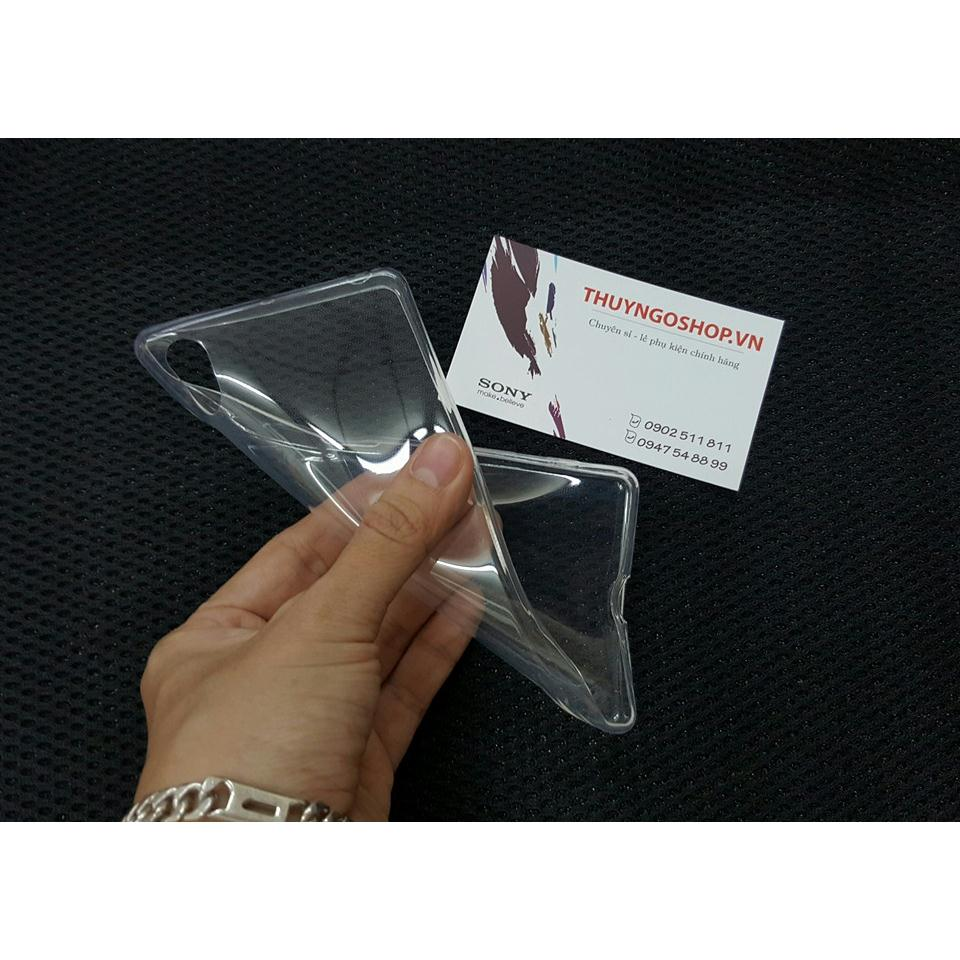 Ốp lưng dẻo Sony XA1 Ultra