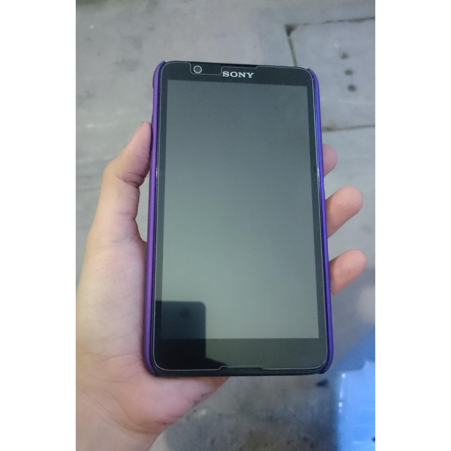 Kính cường lực Sony Xperia E4
