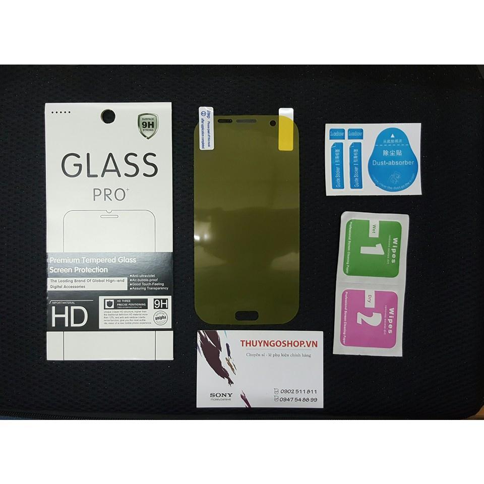 Miếng dán màn hình  Samsung S7 Edge ( mặt trước )