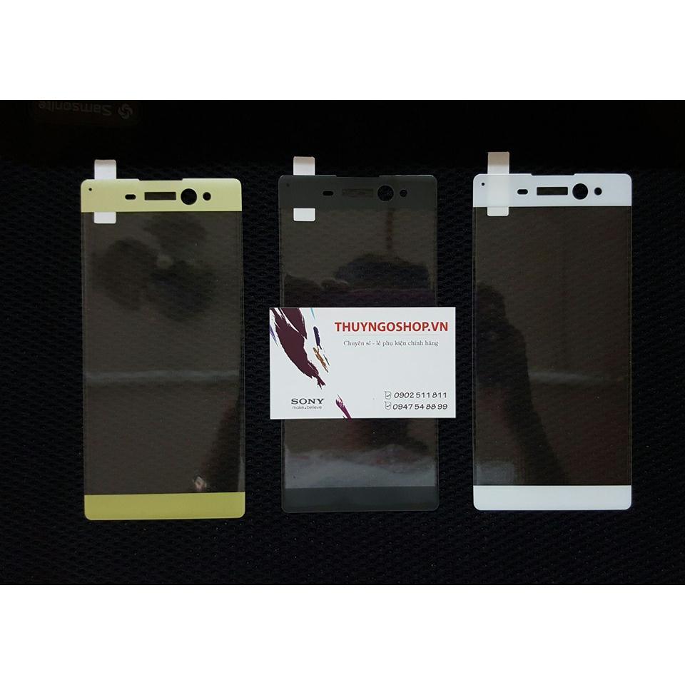 Kính cường lực full màn hình Sony XA Ultra