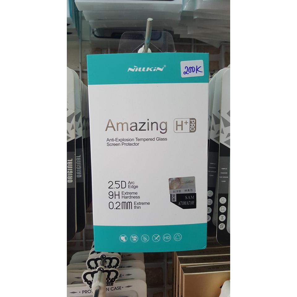 Kính cường lực NILLKIN Amazing H+ PRO for Samsung A7 2016