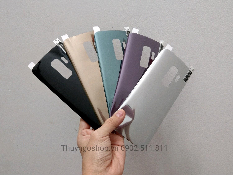 Dán PET dẻo 3 lớp nhiều màu Samsung S9 Plus