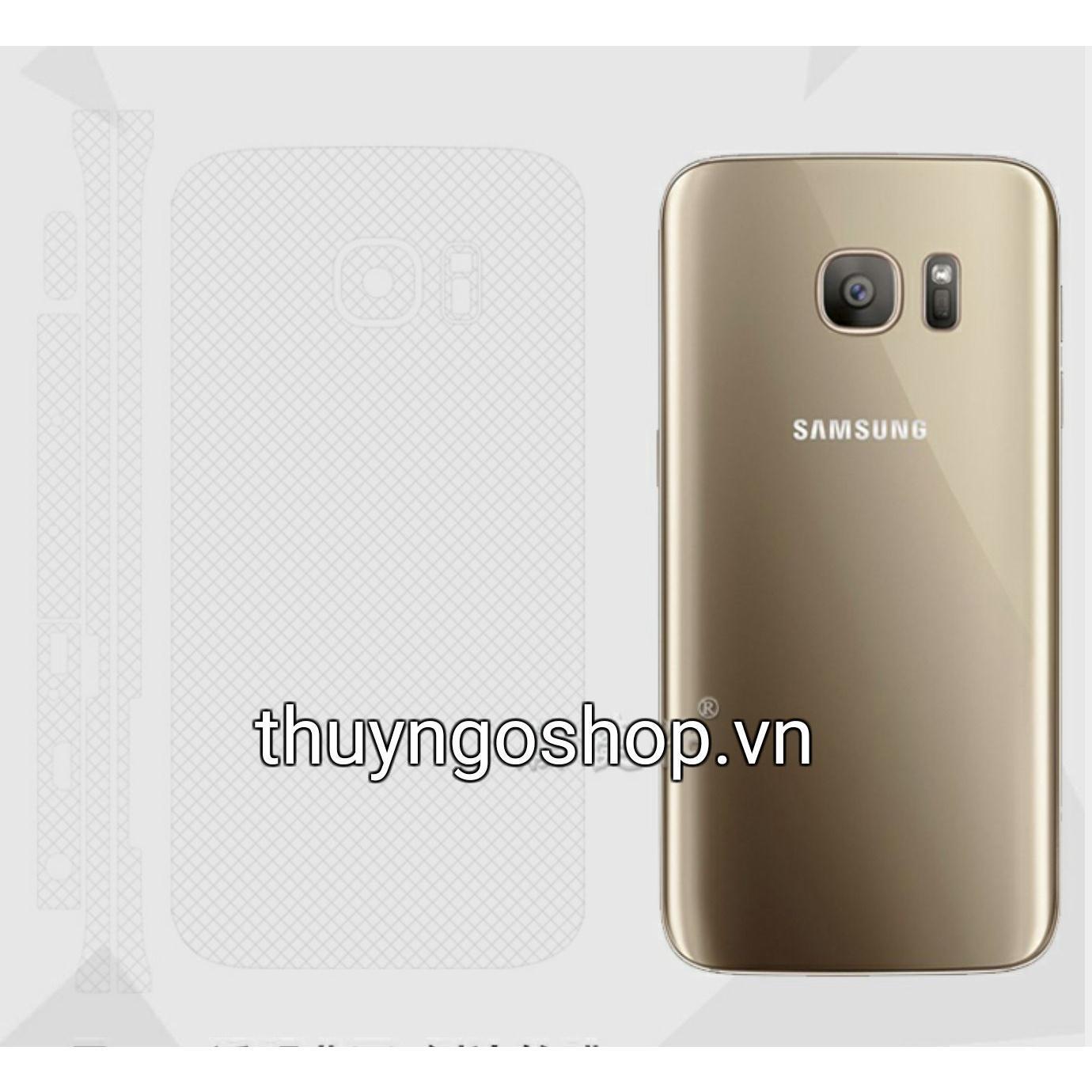 Bộ dán full body Samsung Galaxy S7 Edge