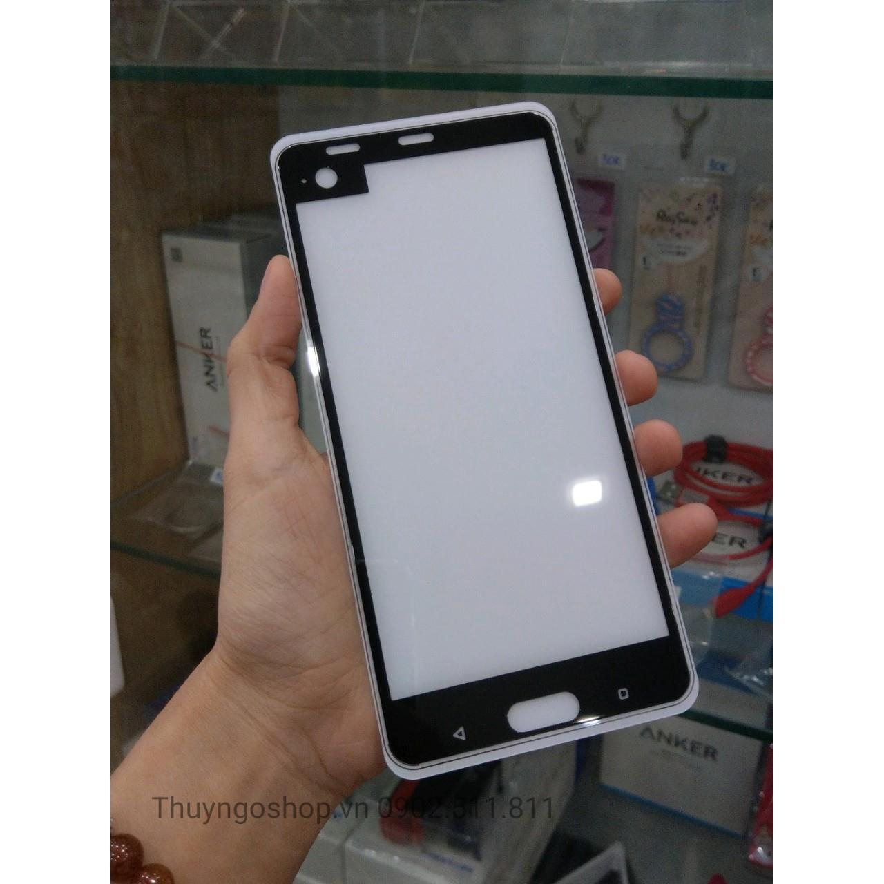 Kính cường lực full màn hình HTC U Ultra