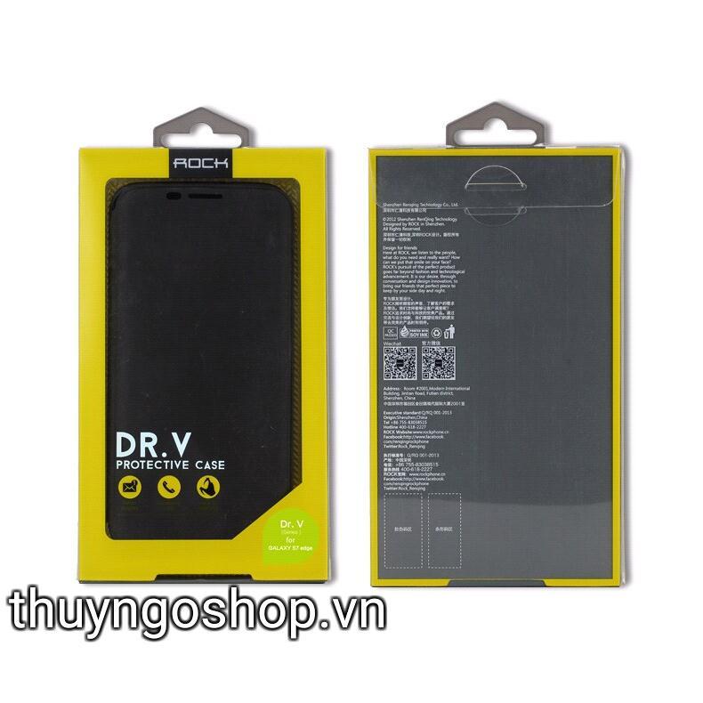 Bao da thời trang Samsung Note 7 chính hãng ROCK