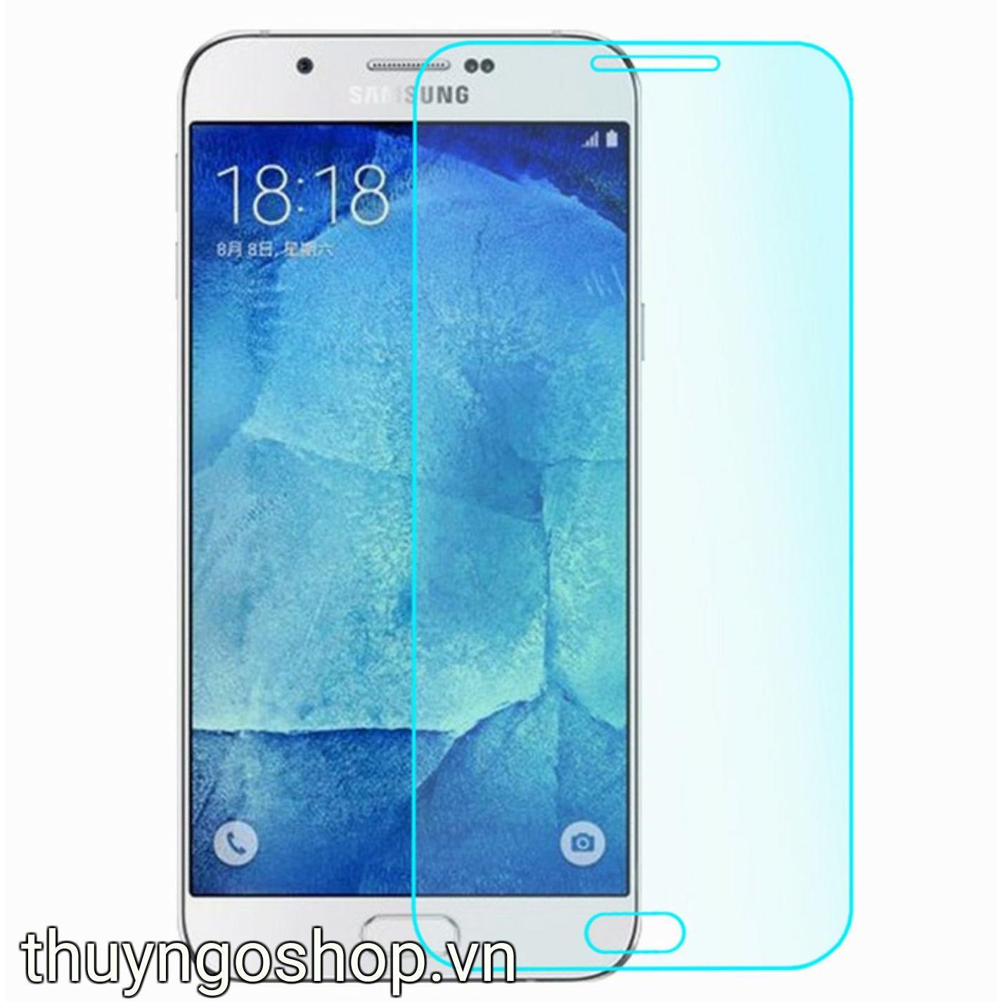 Kính cường lực Samsung A8 chính hãng CM