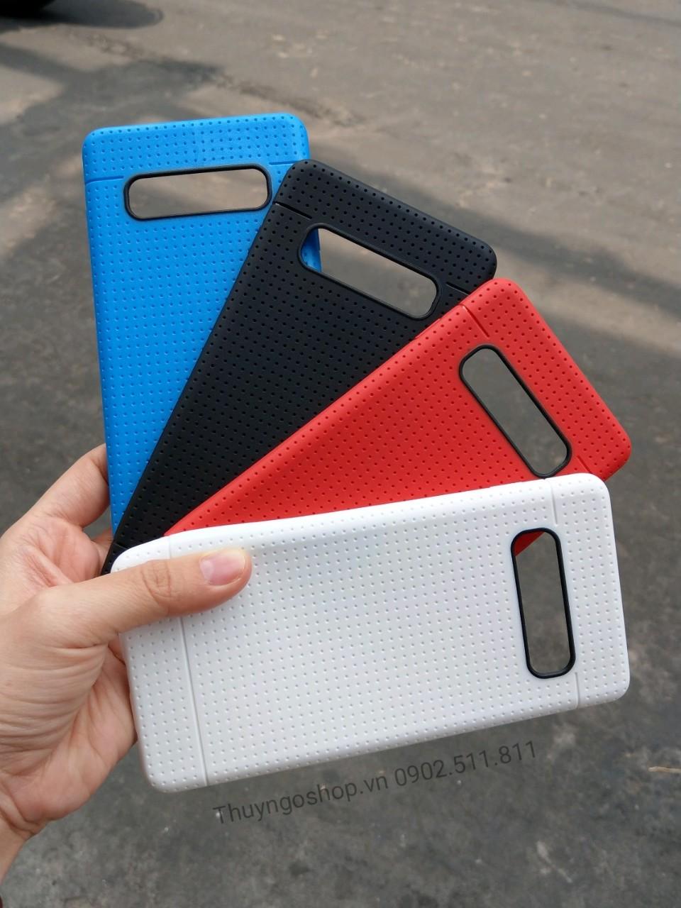 Ốp silicon màu Samsung S10/S10plus/S10e