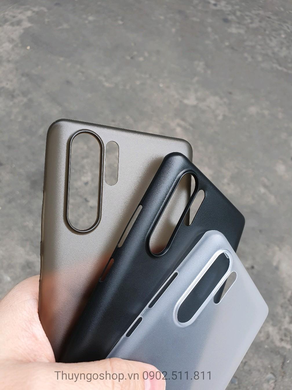 Huawei P30 Pro - Ốp Lưng X-Level Siêu Mỏng 0.18mm