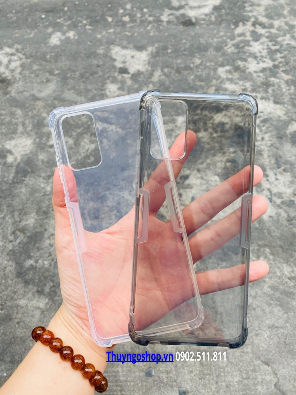 Samsung S20/S20 Plus/S20 Ultra - Ốp Dẻo Nillkin Chính Hãng