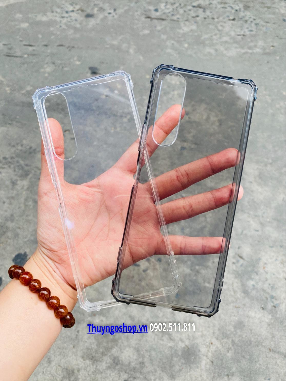 Ốp dẻo chống sốc Sony Xperia 10 Mark II