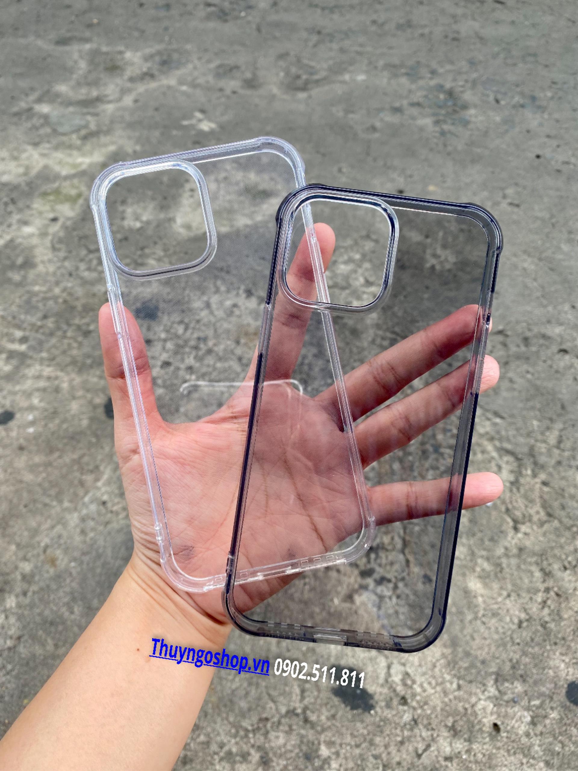 Ốp dẻo chống sốc LEEU Iphone 13