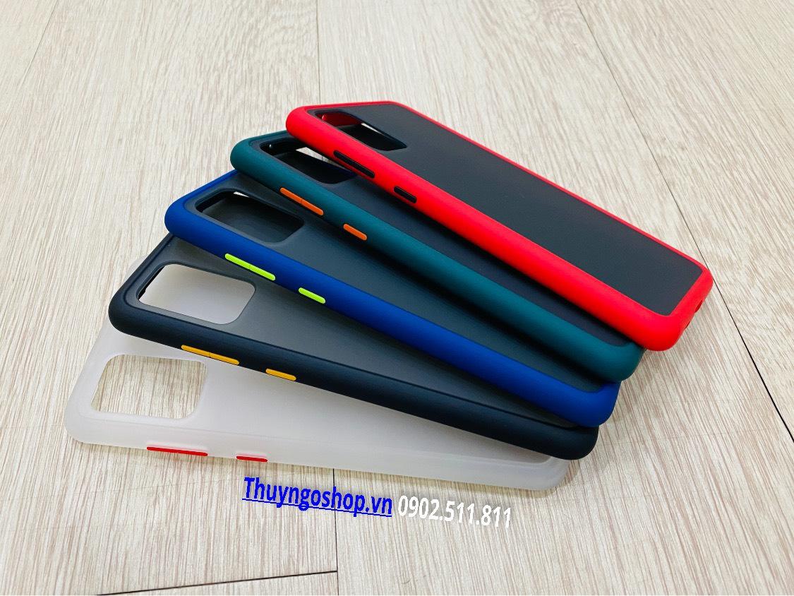 Samsung S20/S20 Plus/S20 Ultra - Ốp lưng chống vân tay