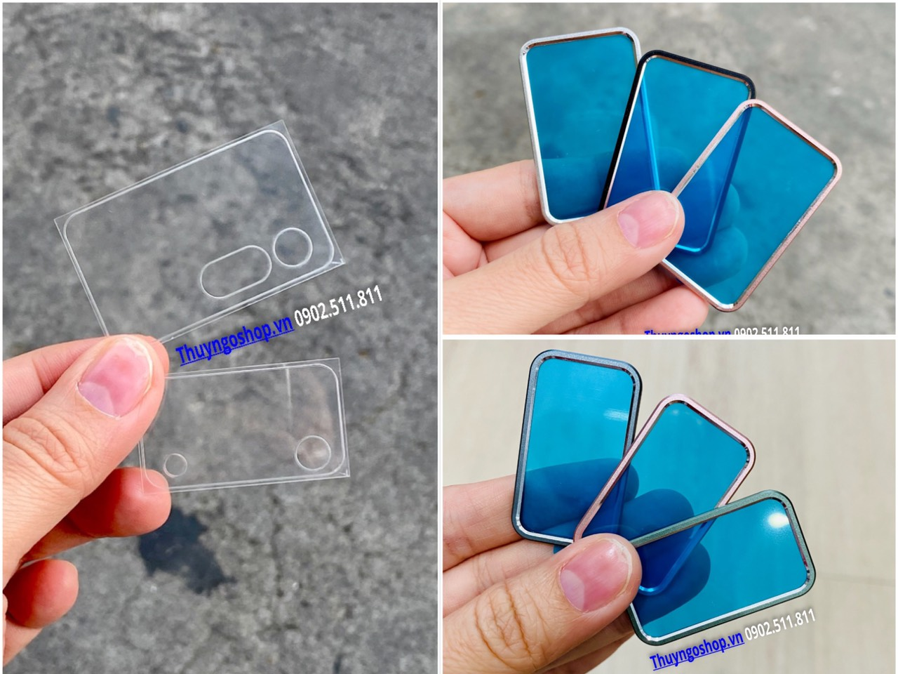 Samsung Note20 / Note20 Ultra - Dán chống trầy đặc biệt dành riêng cho camera + viền kim loại camera