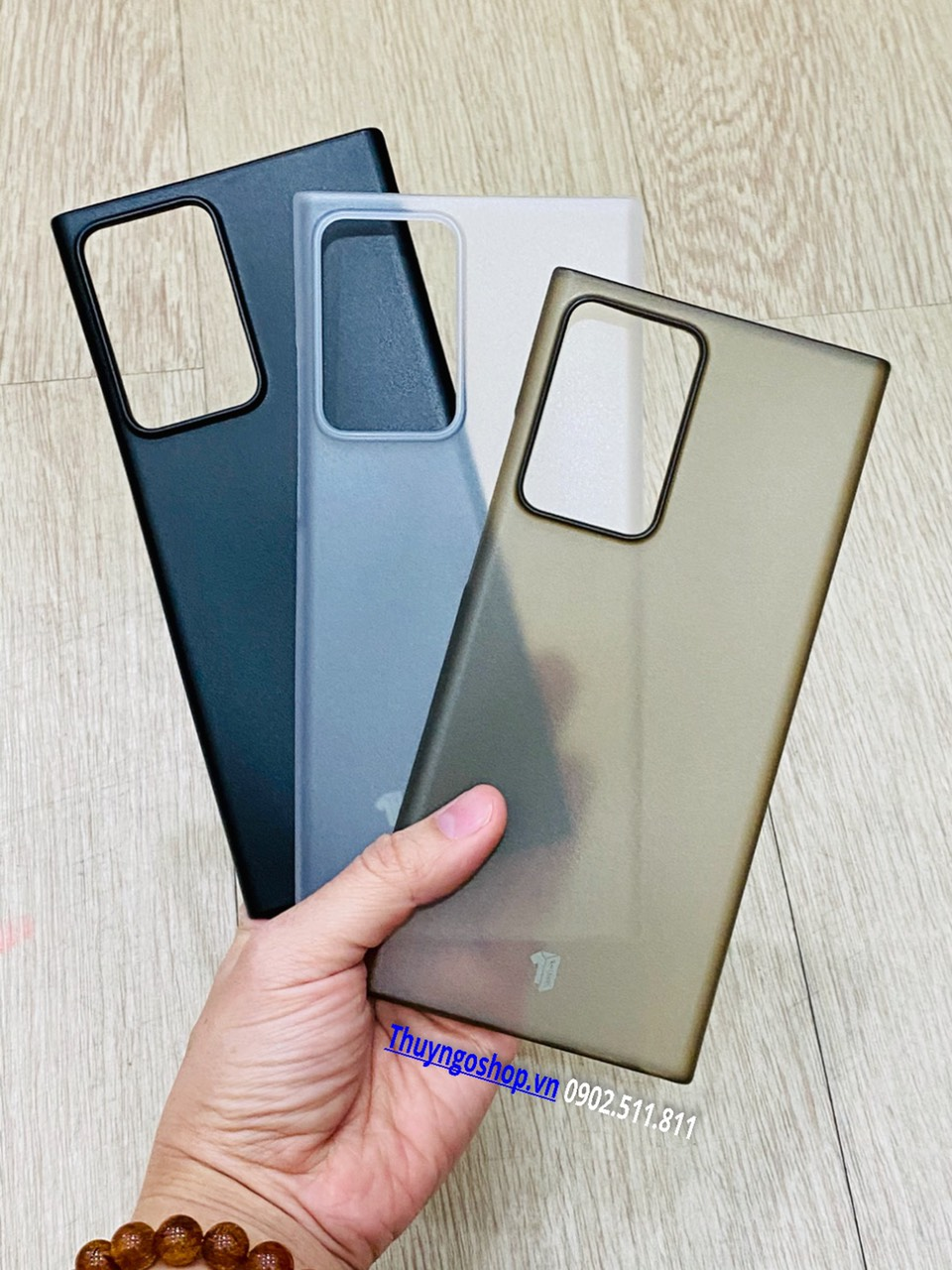 Ốp lưng nhám siêu mỏng 0.18mm X-Level Note20 / Note20 Ultra / Note10 Plus / Note10