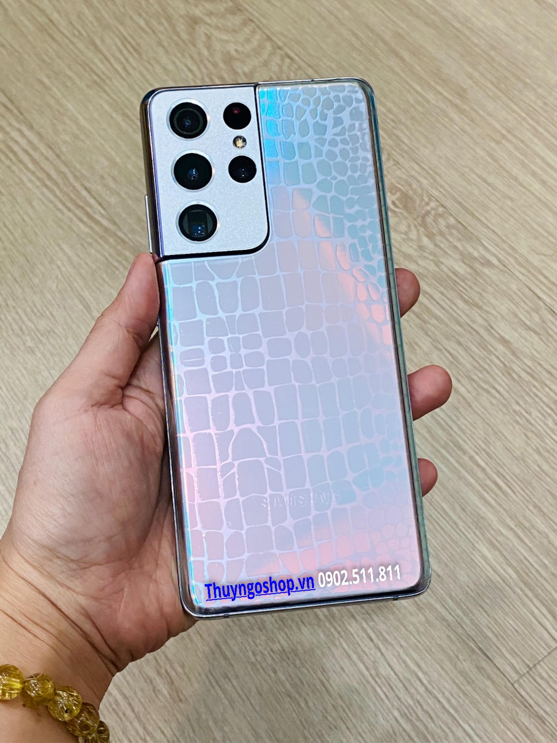 PPF giả da Samsung S21 Ultra