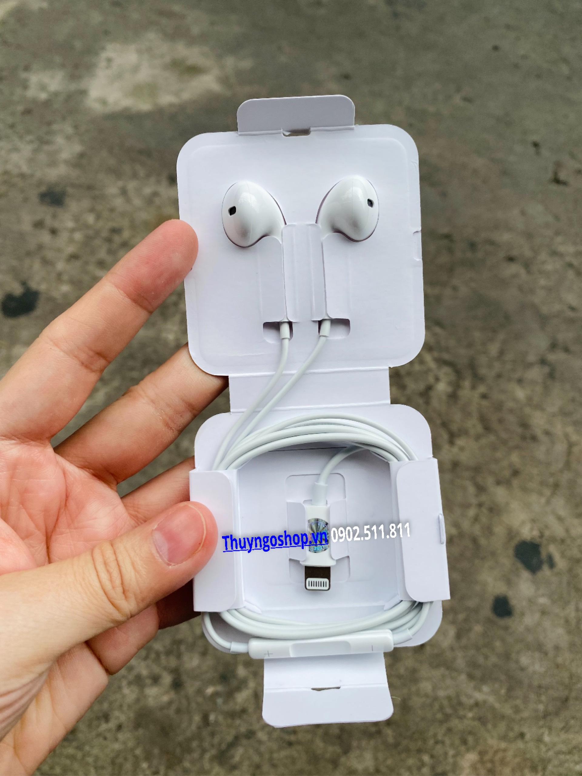 Tai nghe Iphone cổng Lightning chính hãng Apple