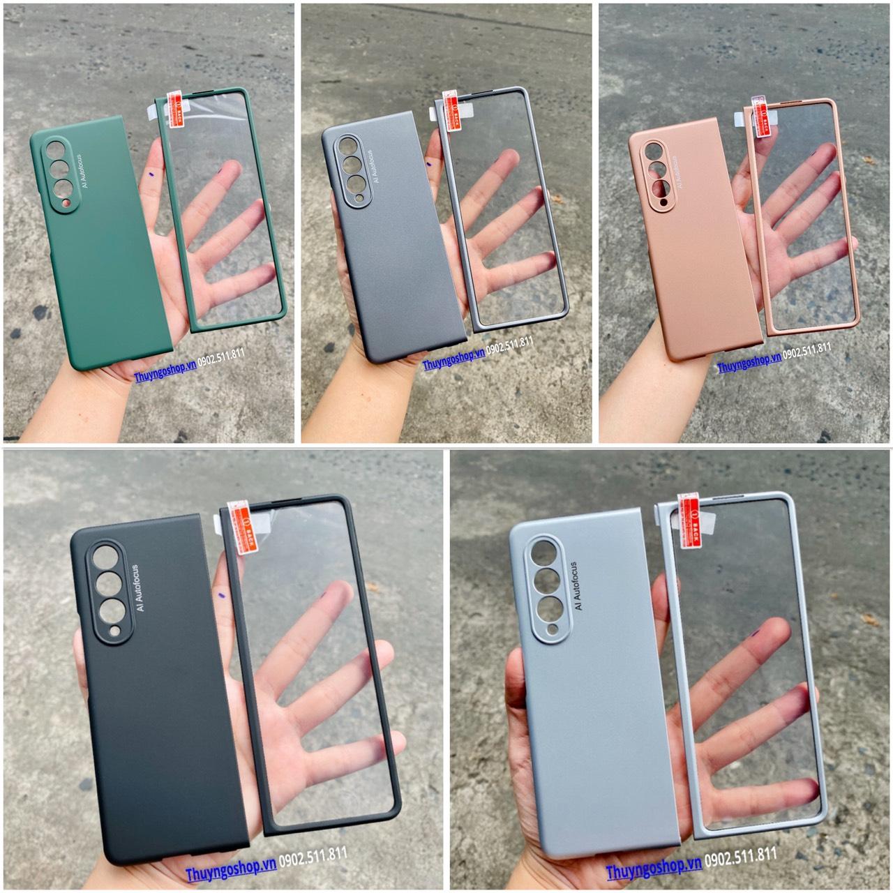 Ốp lưng Samsung Z Fold 3