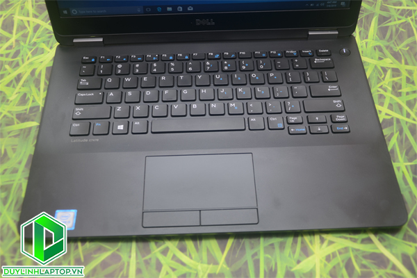 DELL LATITUDE E7470, CORE I5-6200U/ SSD M2 180GB