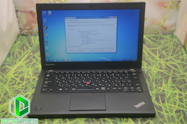 Lenovo Thinkpad X240 Core i3 4030/ HDD 500GB/ 12.5 inch