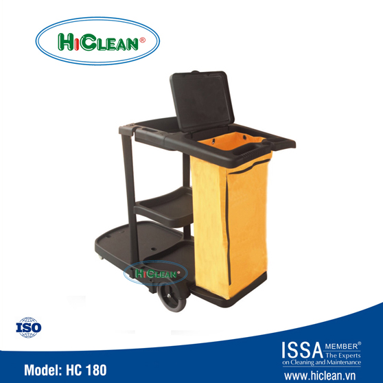 Xe đẩy làm phòng đa năng HC 180
